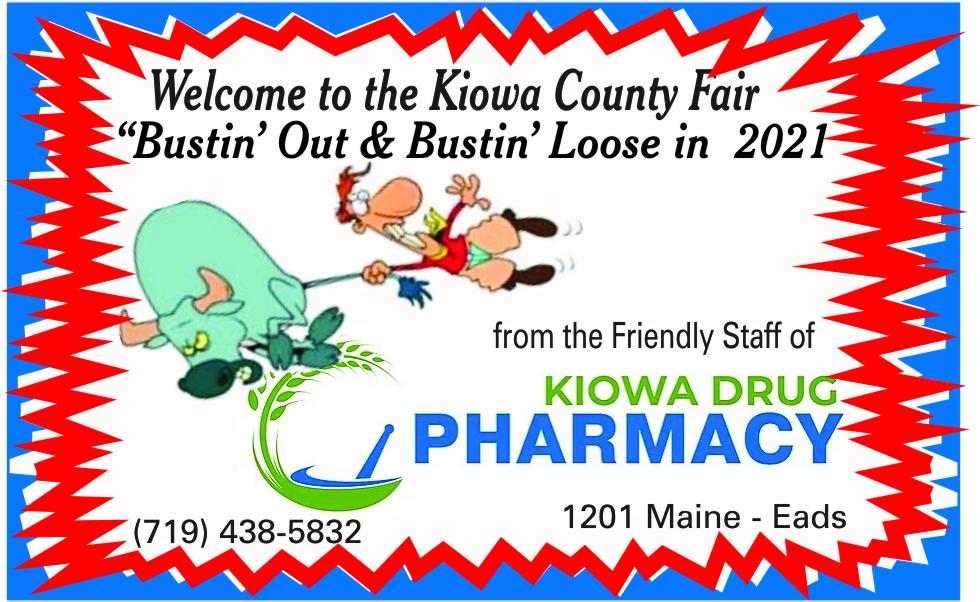 2021 Kiowa Drug Fair