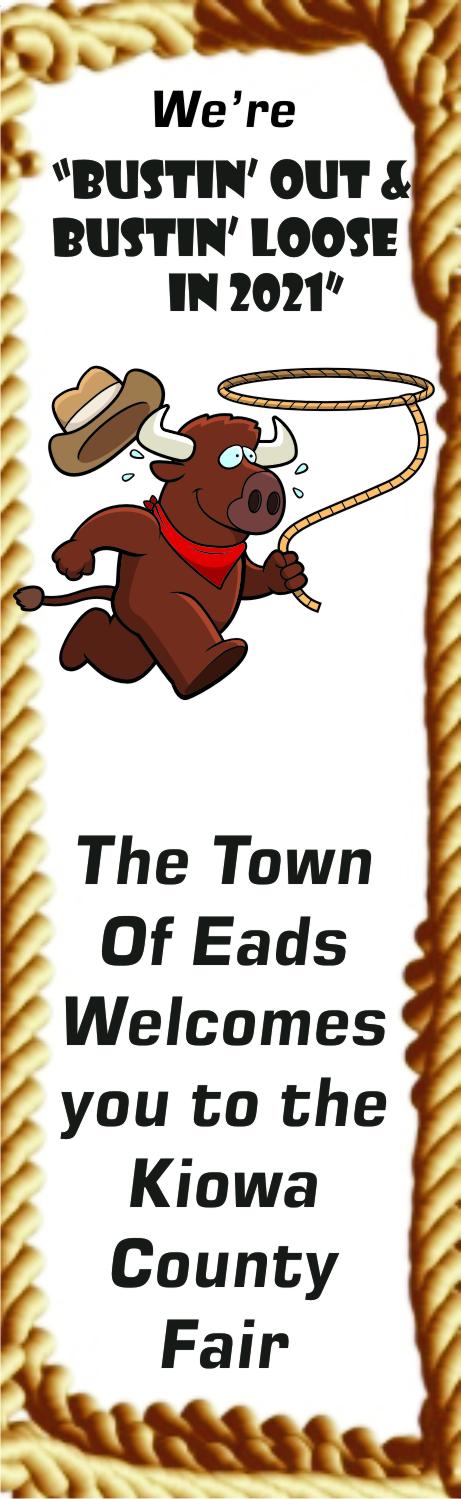 2021 Town of Eads Fair