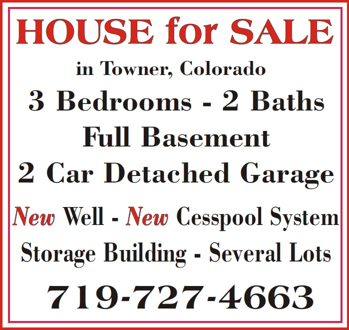 ADV - Home for Sale