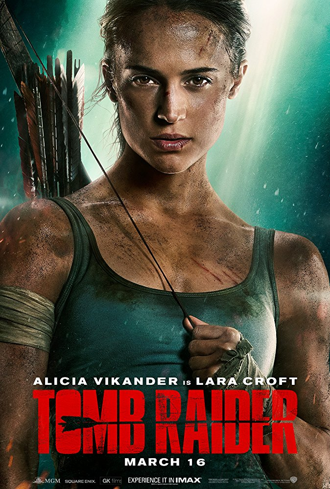 PICT Movie - Tomb Raider