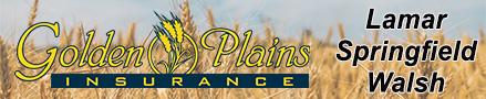 AD SPONSOR Golden Plains Insurance