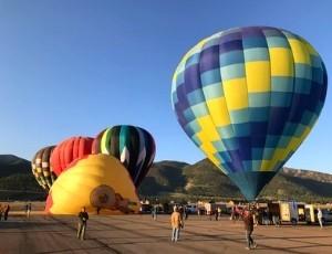 Creede Colorado Balloon Festival