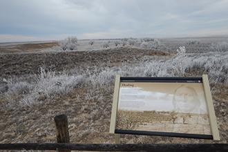 Sand Creek Massacre National Historic Site Near Eads, Colorado