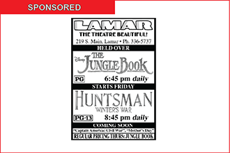 Sponsored - Lamar Theatre