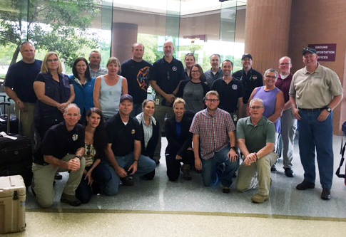 PICT Colorado Team Heading to Hurricane Irma - DHSEM