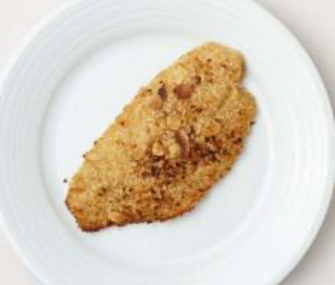 PICT RECIPE Baked Almond Catfish - USDA