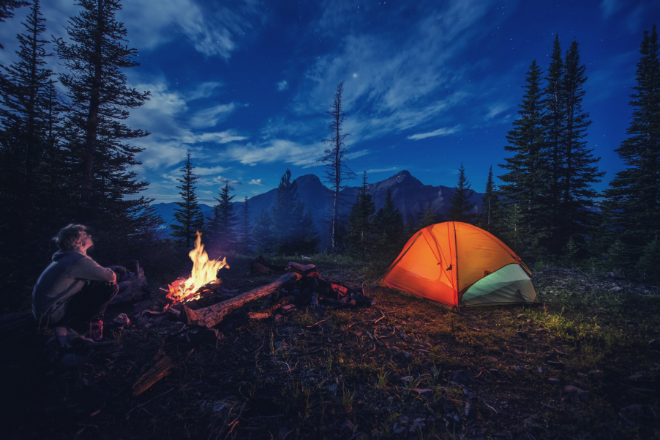 handy tips for first time campers
