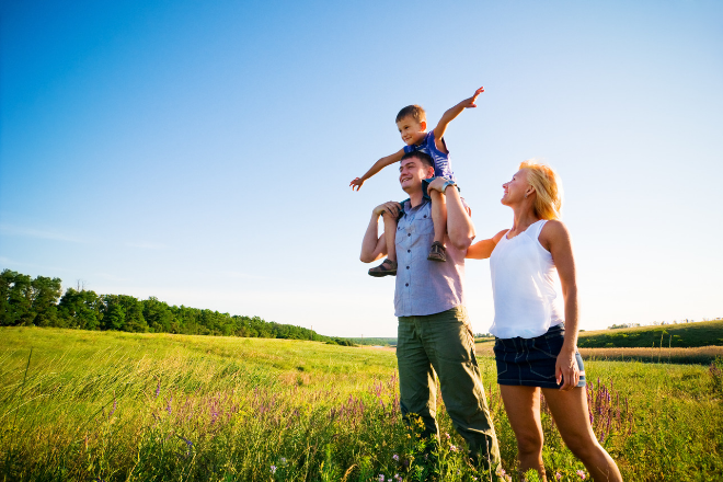 5 Great Health Benefits of Going Outside This Summer