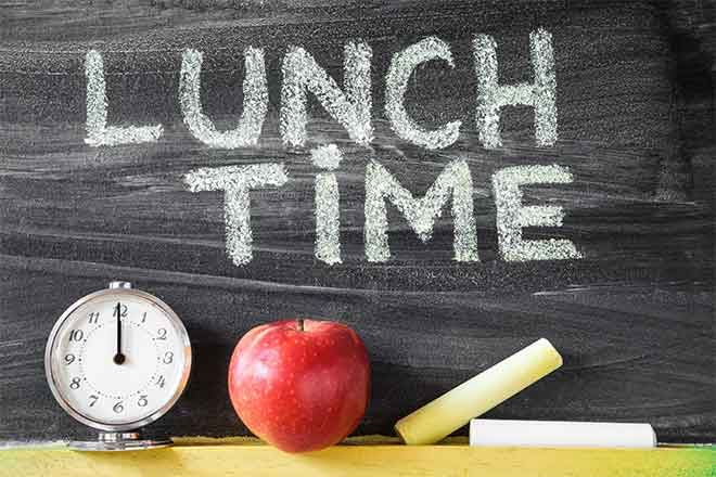 PROMO Food - School Breakfast Lunch Menu - iStock - FotoDuets