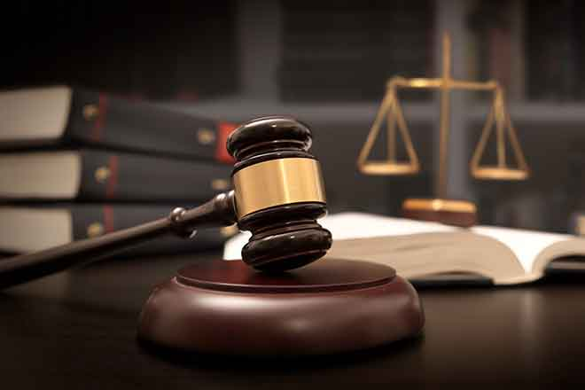 PROMO Legal - Law Court Justice Scales Gavel Books - iStock - simpson33