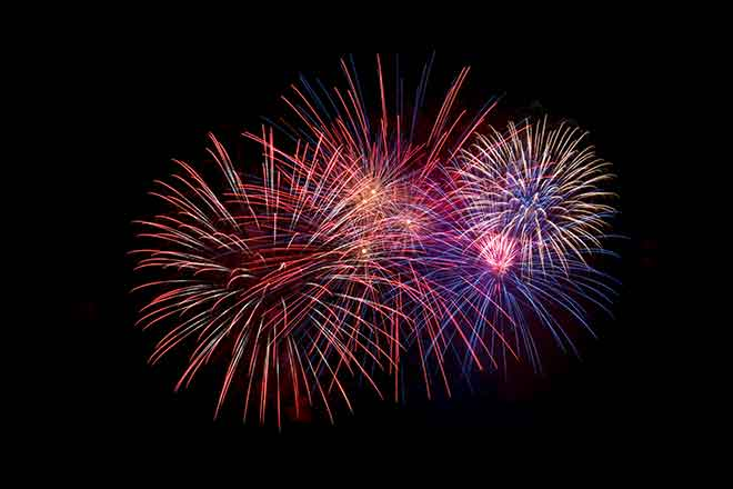 PROMO Miscellaneous - Fireworks July 4 Independence Day - iStock - jaflippo