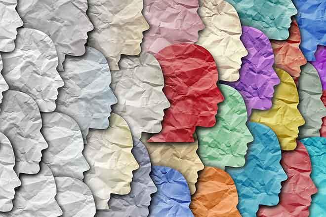 PROMO People - Census Demographic Paper Head Cutout Person Silhouette - iStock - wildpixel