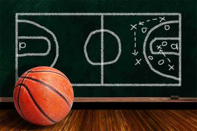 PROMO Sports - Basketball Game Play - iStock - roniechua