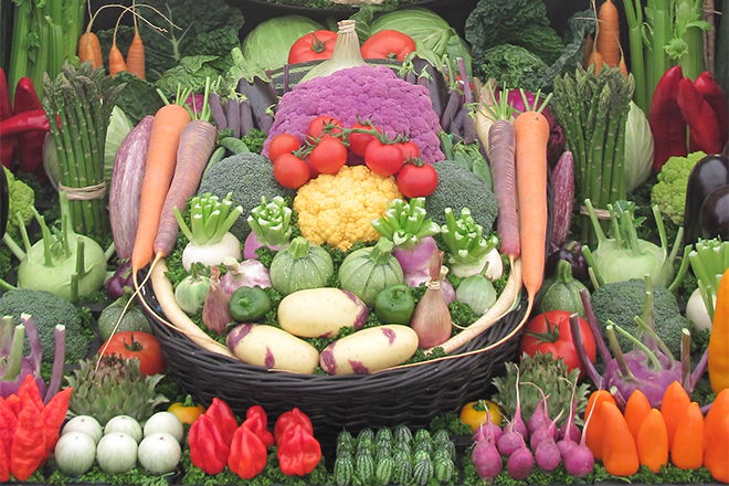 PROMO 660 x 440 Cooking - Fresh Vegetable Assortment