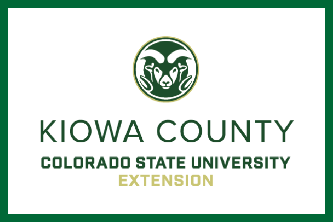 PROMO 660 x 440 - Logo Colorado State University Extension Kiowa County - CSU