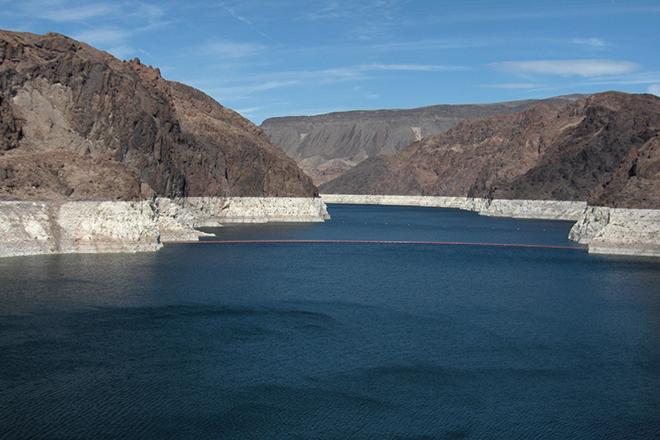 PROMO 660 x 440 Miscellaneous - Lake Mead Hoover Dam Colorado River - Wikimedia - Waycool27 - public domain