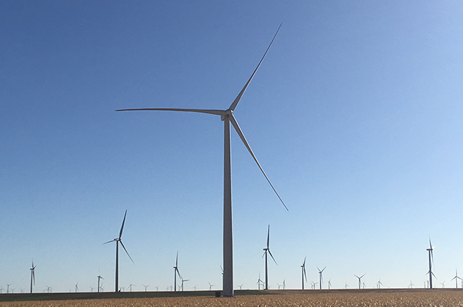 PROMO 660 x 440 Miscellaneous - Wind Turbine Farm - Chris Sorensen