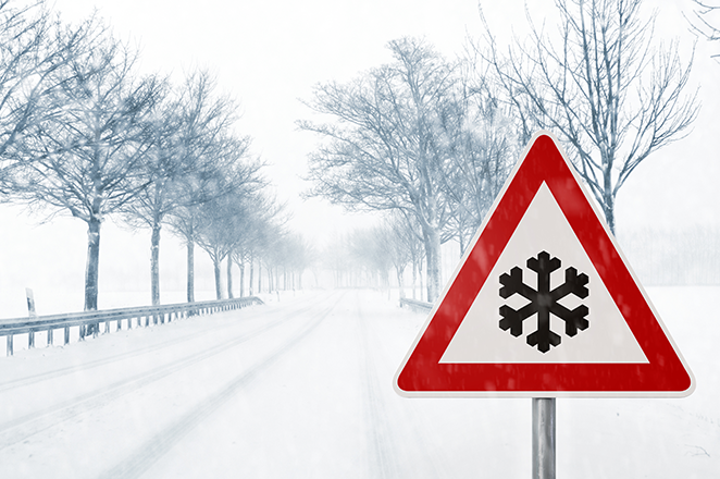PROMO 660 x 440 Transportation - Weather Winter Driving - iStock