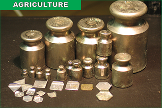 Agriculture - Weights