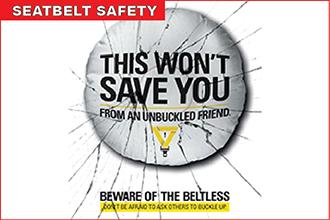 Seatbelt Safety Campaign