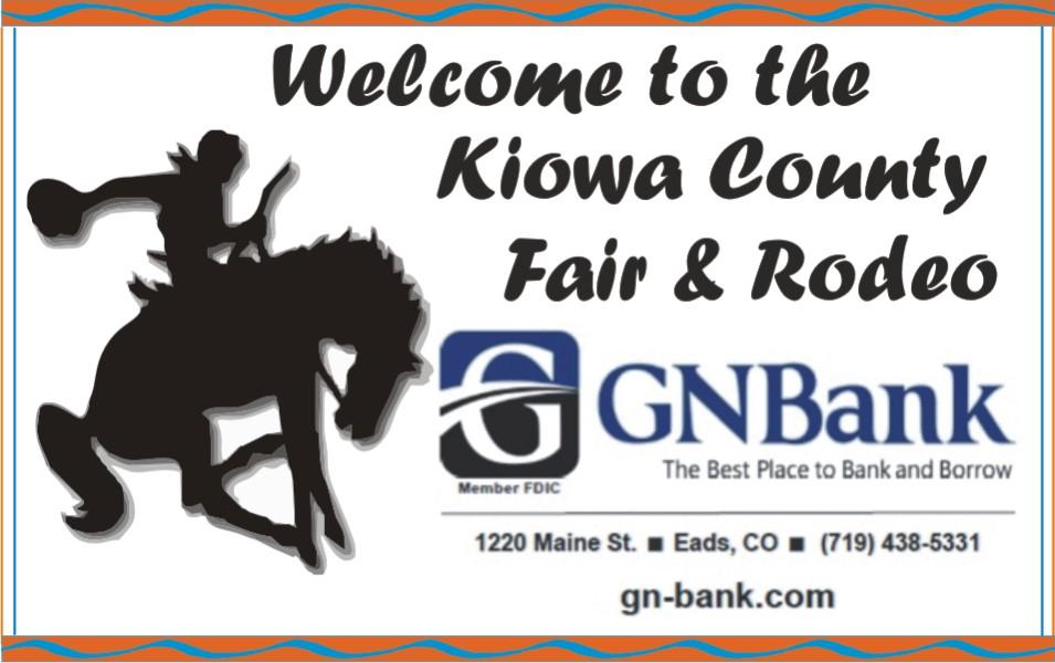 PICT 2019 Kiowa County Fair Sponsor - GNBank