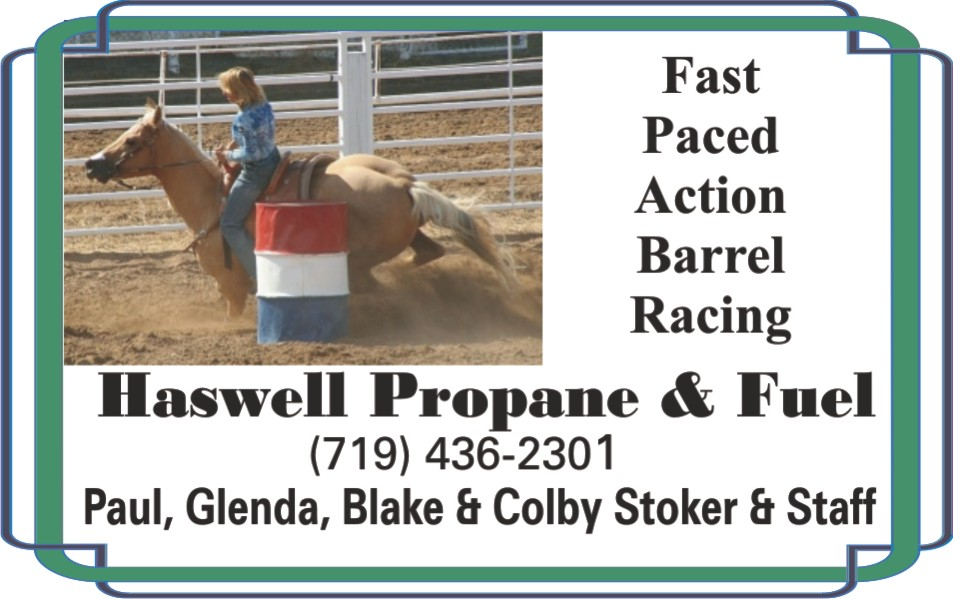 PICT 2019 Kiowa County Fair Sponsor - Haswell Propane