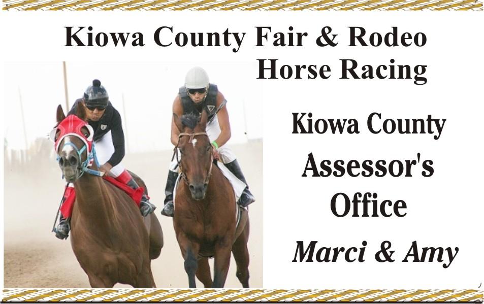PICT 2019 Kiowa County Fair Sponsor - Kiowa County Assessor