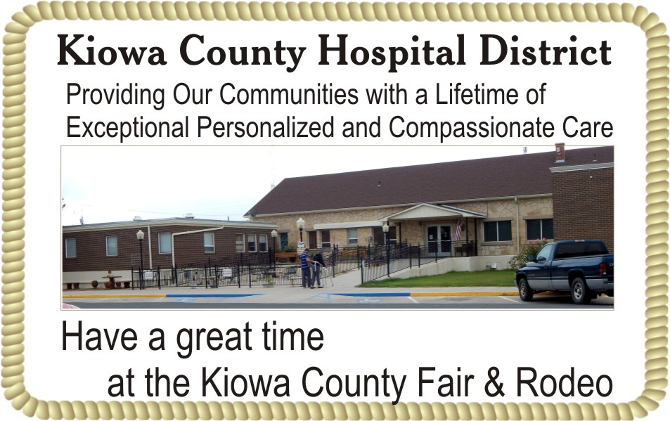 PICT 2019 Kiowa County Fair Sponsor - Kiowa County Hospital District