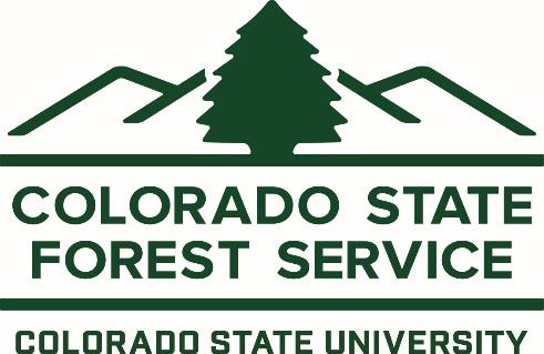 Logo - Colorado State Forest Service