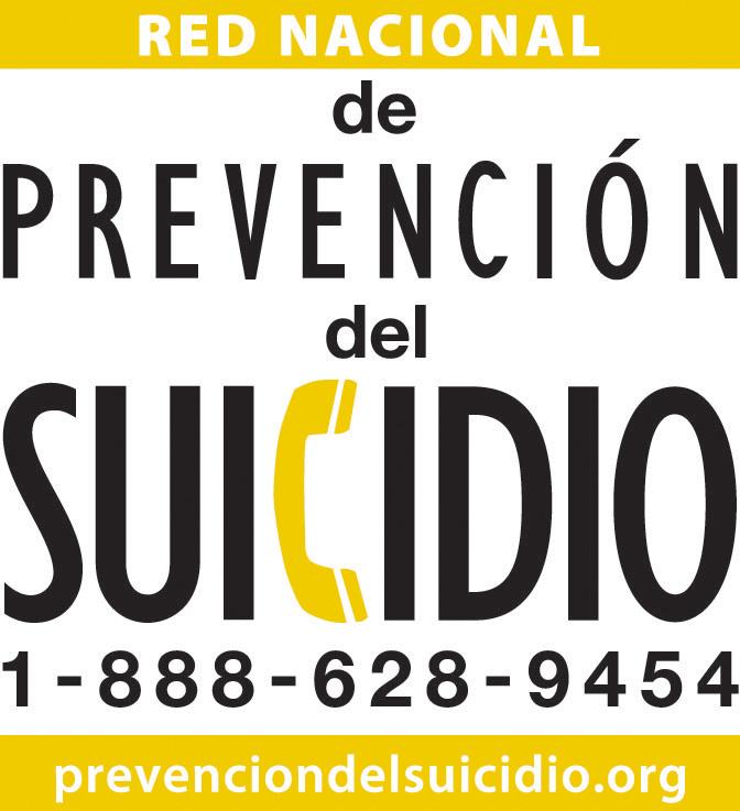 LOGO National Suicide Prevention Lifeline En Espanol