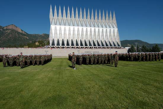 PICT Military - Air Force Academy Chapel Cadets - Wikimedia