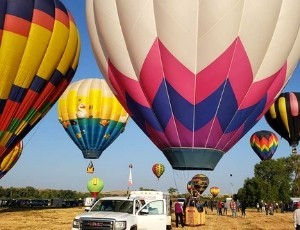 Moffat County Balloon Festival