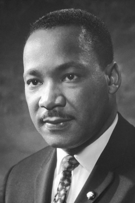 People - Dr. Martin Luther King, Jr - wikimedia - public domain