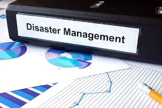 PROMO 64J1 Emergency - Disaster Management Plan - iStock - designer491