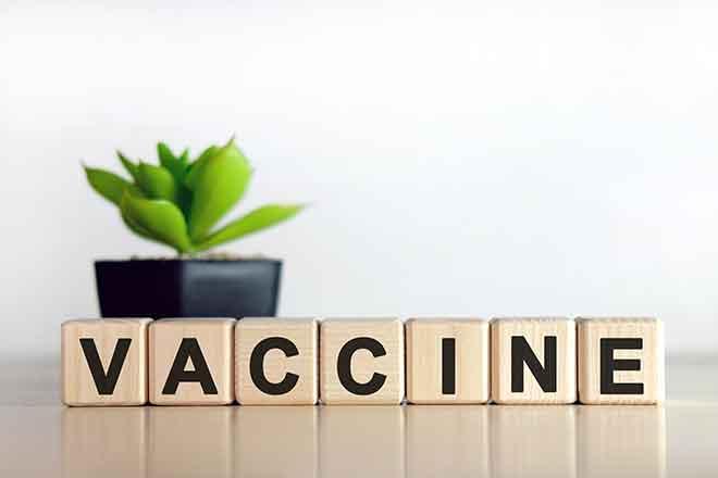 PROMO Health - Vaccine Words Blocks - iStock - Aksana Kavaleuskaya