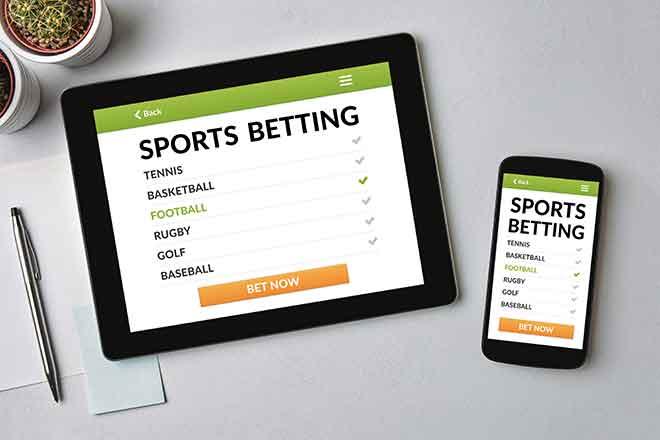 PROMO 64J1 Miscellaneous - Sports Betting Gambling - iStock - CarmenMurillo