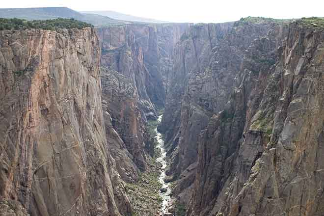 PROMO Outdoors - Black Canyon of the Gunnison Inner Canyon - FlickrCC - NPS