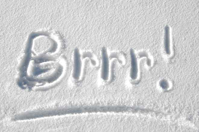PROMO Weather - Snow Cold Temperature Brrr Winter - iStock - nameinfame