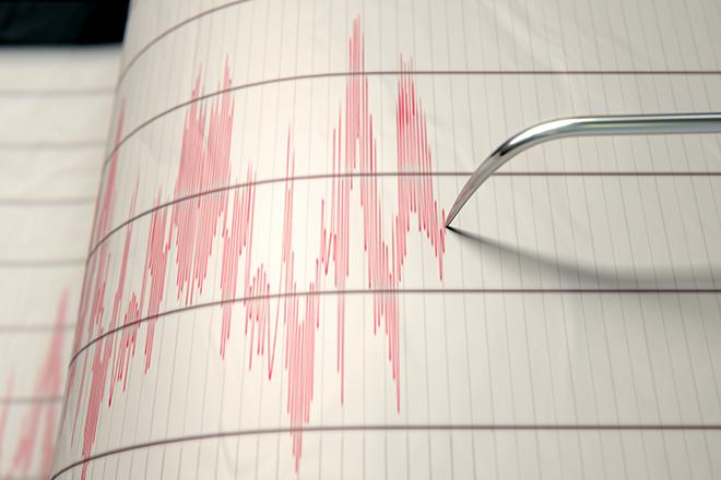 PROMO 660 x 440 Miscellaneous - Earthquake Seismograph - iStock - allanswart