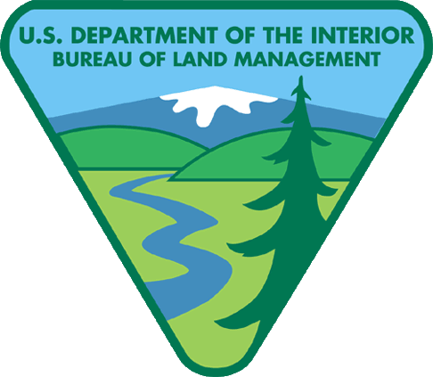 PROMO Logo - Bureau of Land Management US-DOI-BLM - public domain