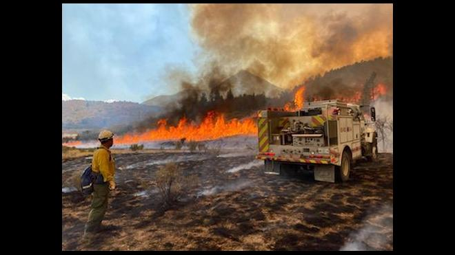 Pine Gulch Fire reaches 73,000 acres – fifth largest in Colorado history