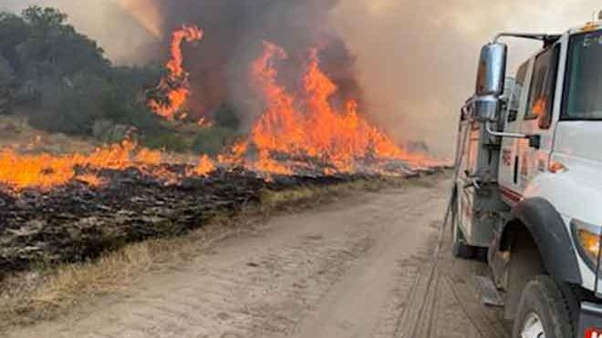 7% containment as Pine Gulch Fire approaches 75,000 acres