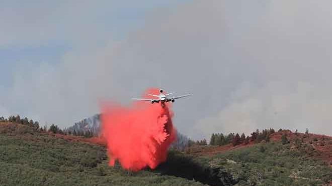 Grizzly Creek Fire nearly 20,000 acres – I-70 still closed