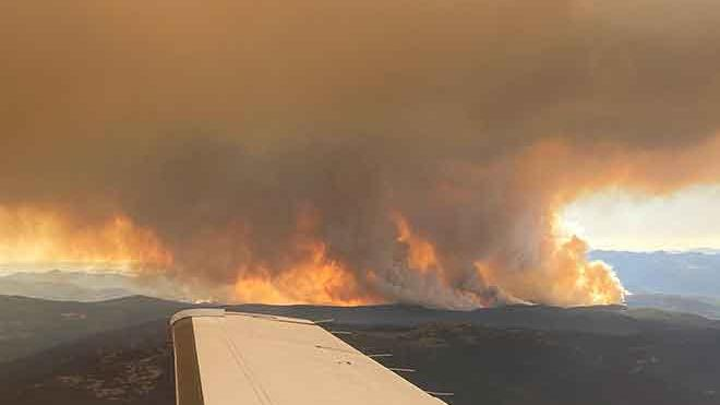 Cameron Peak Fire, now the largest wildfire in Colorado history, has cost $84.1 million to combat