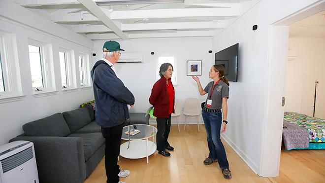 Solar Decathlon in Denver Demonstrates Efficient Homes