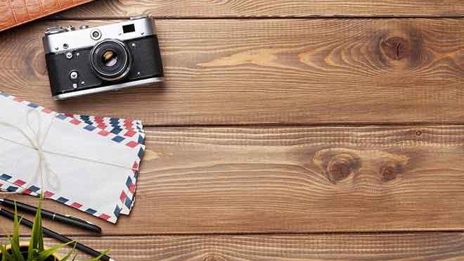 PROMO 660 x 440 Miscellaneous - Tabletop Camera Envelopes Photo - iStock