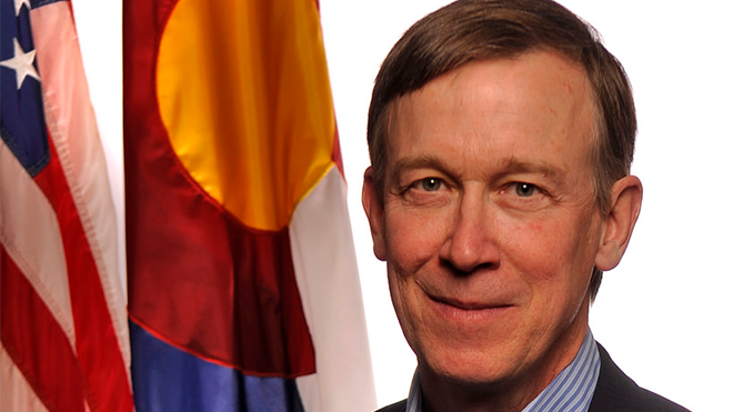 Hickenlooper's Chief of Staff Steps Down, Replacement Named
