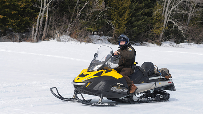 Snowmobile Season is Here – Have you Registered Your Machine?