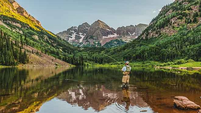 Colorado statewide fishing report and conditions – May 31, 2019