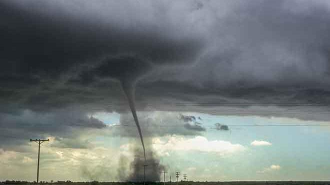 Tornado watch issued for southeast Colorado